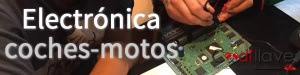electrónica de vehículos Sevilla